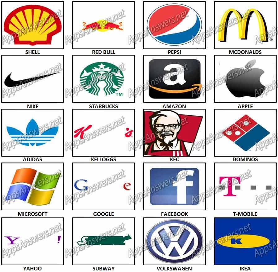 100 pics food logos answers level 21 food - 100 pics solution cuisine ...