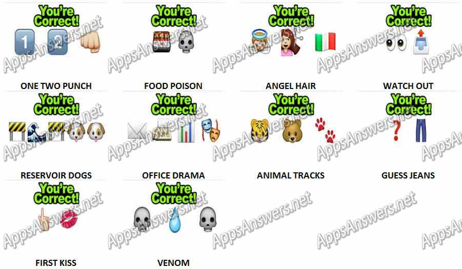 Guess-The-Emoji-Level-42-Answers-No-1-10