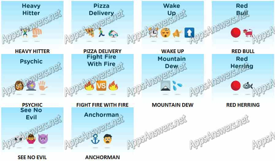 Emoji-The-Guess-Level-5-Answers-No-1-10