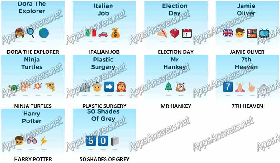 Emoji-The-Guess-Level-9-Answers-No-1-10