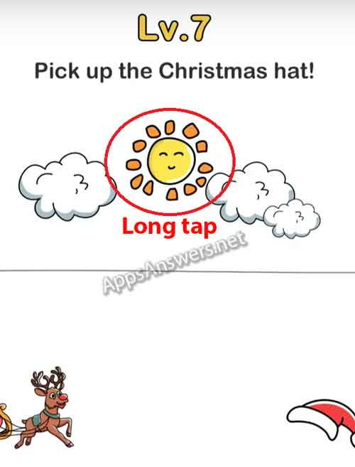 Brain-Out-Finding-Santa-level-7-Walkthrough