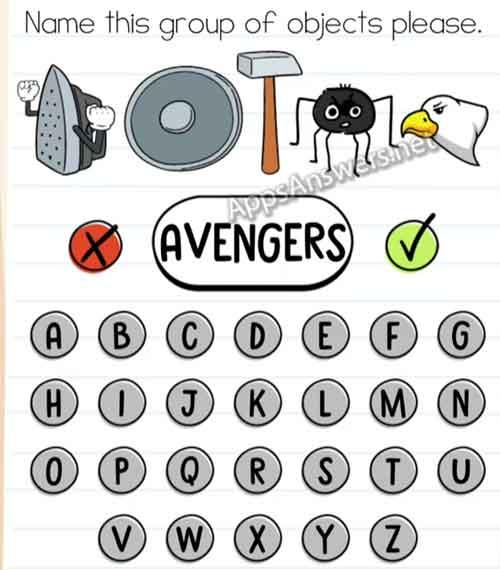 Brain-Test-Level-29-Answer-Avengers