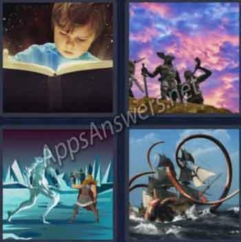 4-pics-1-word-daily-bonus-puzzle-29-Jan-2020-Answer-Norway-MYTH