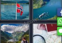 4-pics-1-word-daily-puzzle-29-Jan-2020-Answer-Norway-FJORD